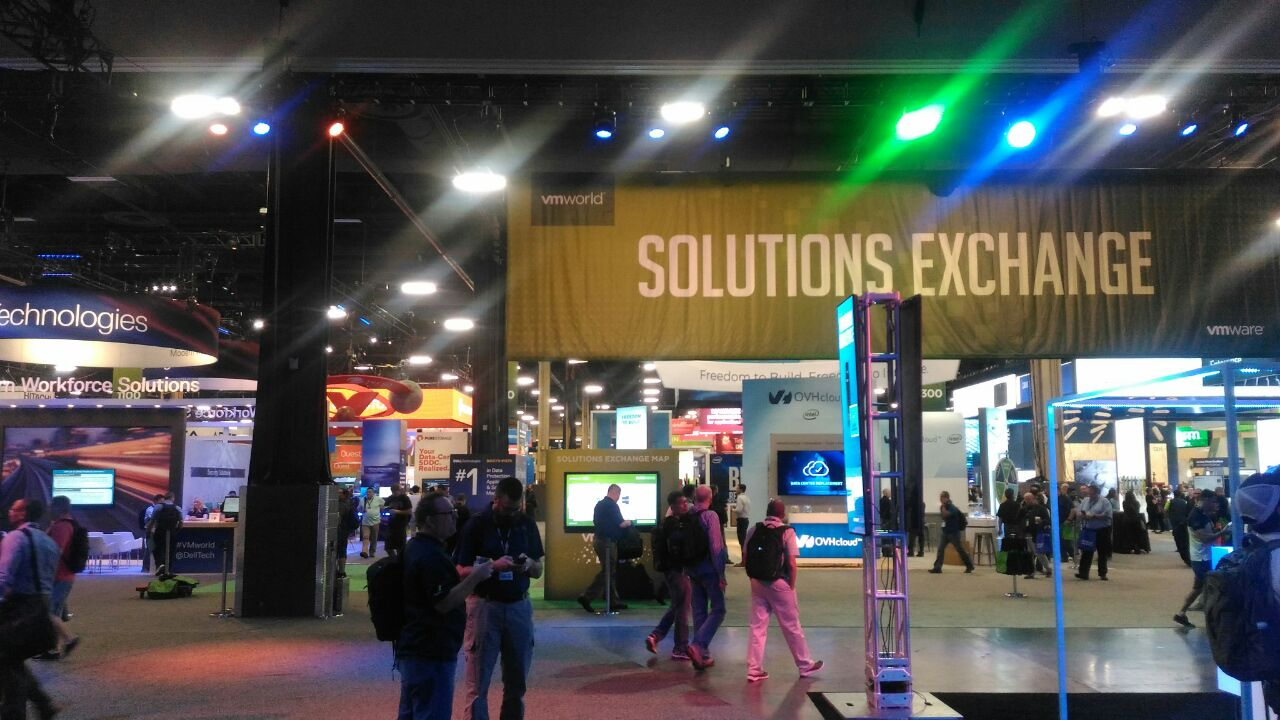 Solution_Exchange_VMworld_2018