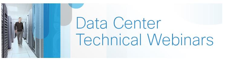 Data Center Webinars