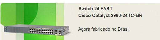 Switch no Brasil