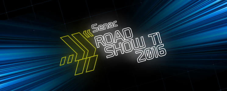 Senac road show ti 2016 cisco redes for Show pool cisco